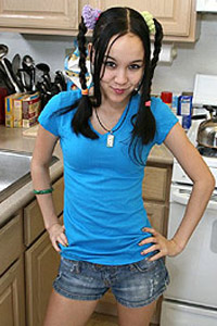 petite teen Amai Liu
